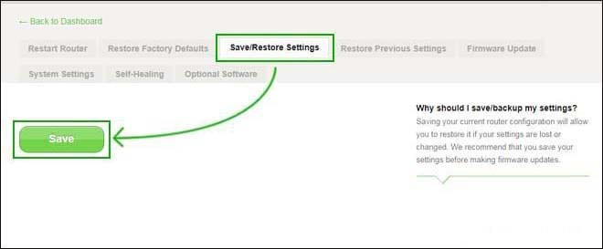 Save-settings-of-belkin-router